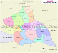 Saran District