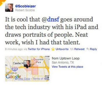 Thank you, Robert Scoble.