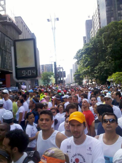 Fotos da Corrida de Rua de São Silvestre - Edição 2012 - Avenida Paulista