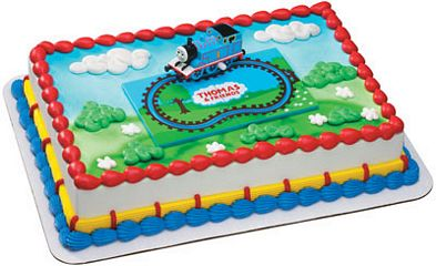 Themed Cakes Birthday Cakes Wedding Cakes Thomas The Train - Thomas birthday cake images
