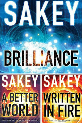 The Brilliance Series by Marcus Sakey