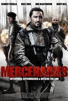 Mercenaries (2011) BluRay 720p 550MB
