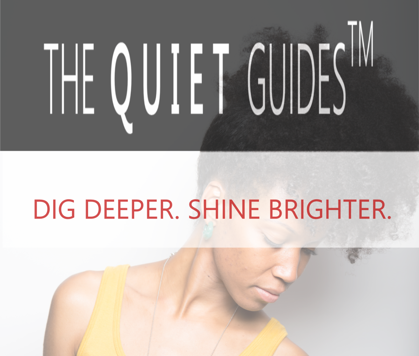 THE QUIET GUIDES