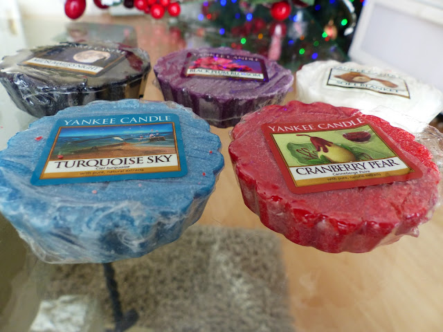 Yankee Candle Tart Wax - Aromatyczne woski zapachowe