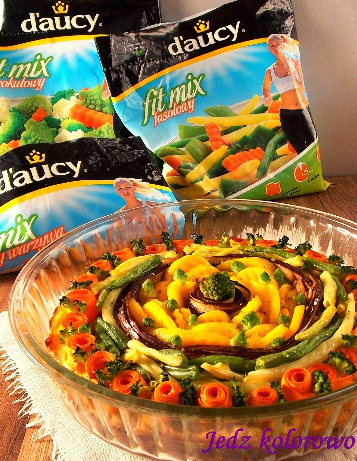 quiche z warzywami