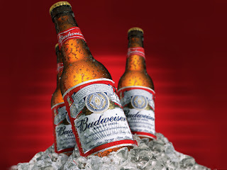 Top 3 beer-Budweiser