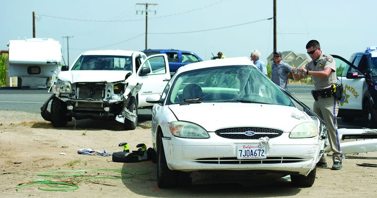 Fresno visalia bakersfield accidents tulare county car for West valley motor vehicle
