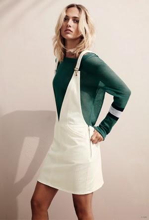 H&M Studio primavera verano 2015 ropa juvenil