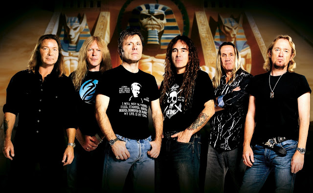 Iron Maiden, rock band,rock