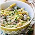 Miso Potato Salad with Yellow Wax Beans