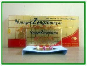 Nangen Zangzhengsu Obat Kuat China