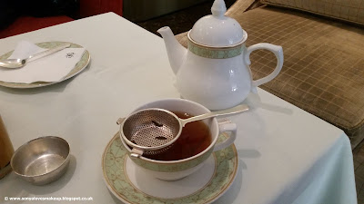 Afternoon Tea, Grosvenor House, A JW Marriot Hotel, Mayfair, Park Lane,