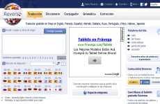Reverso: traductor y diccionario multilenguaje online