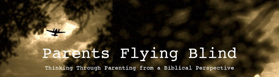 Parents Flying Blind