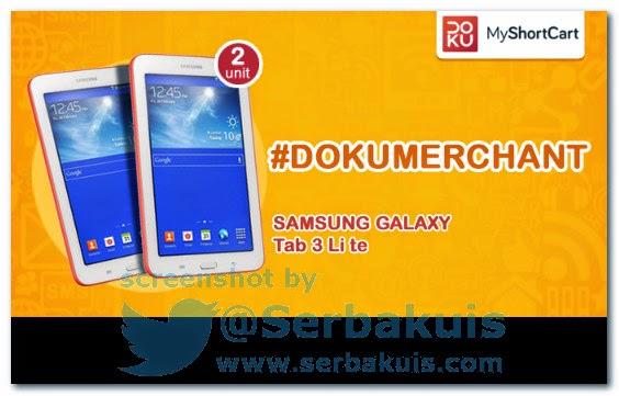 Kuis Berhadiah SAMSUNG Galaxy Tab 3 Lite