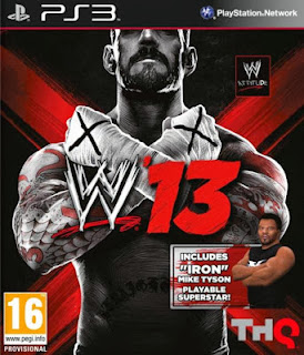WWE 13 PS3 Download For Free