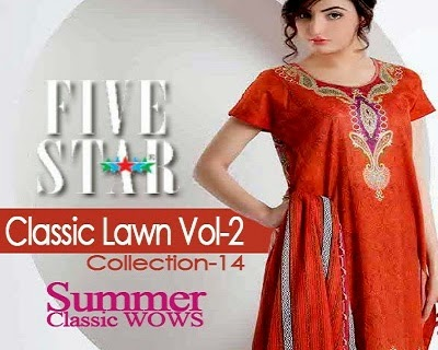 Classic Lawn Summer Collection 2014 Volume 2