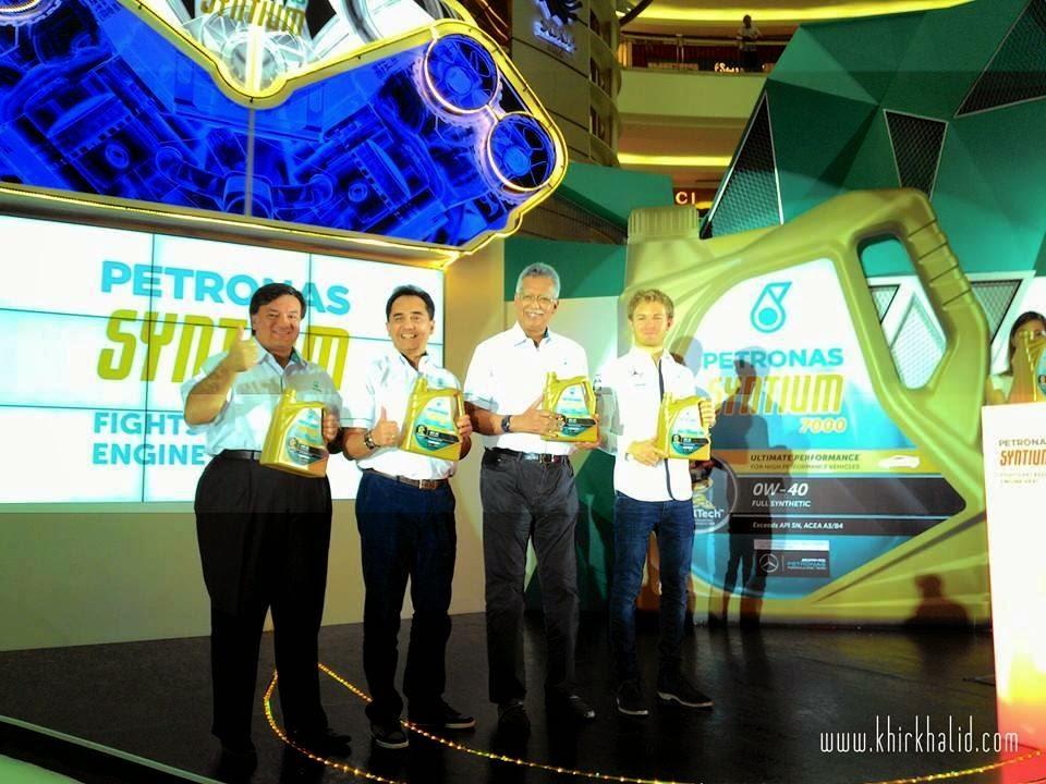 Pelancaran Petronas Syntium dengan CoolTech
