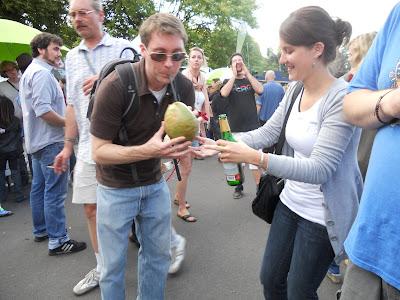coconut drink Berlin