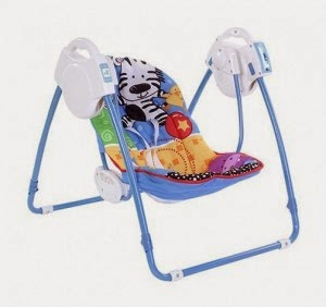 Firstcry: Buy Fisher Price Adorable Animals Open Top Take Along Swing at Rs.4874