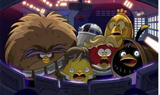 Download Game Angry Bird Terbaru Star Wars