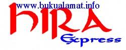 Alamat kantor Ekspedisi Hira Express Denpasar Bali dan Nomor Telepon