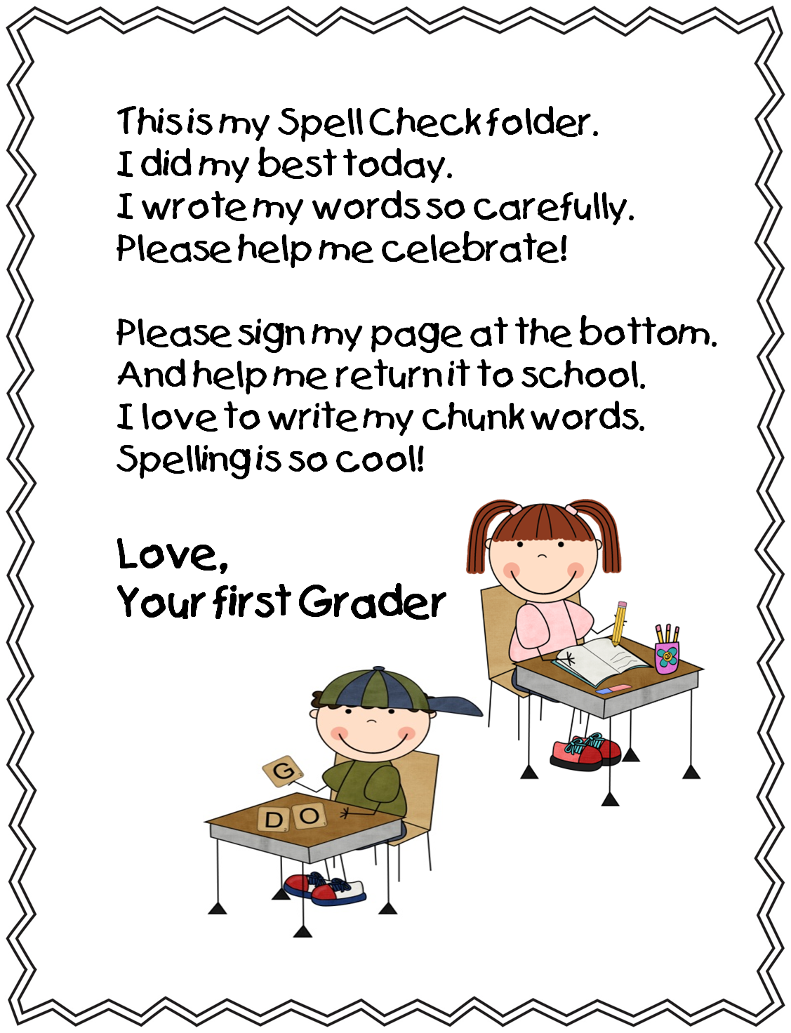Worksheet Spelling Test For Children first grade wow chunk challenge spelling resource sunday july 22 2012