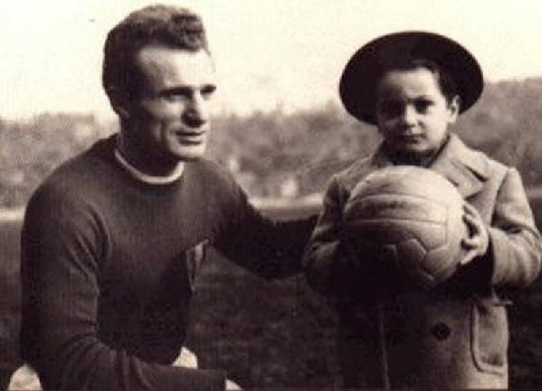 Valentino y Sandro Mazzola, Torino,