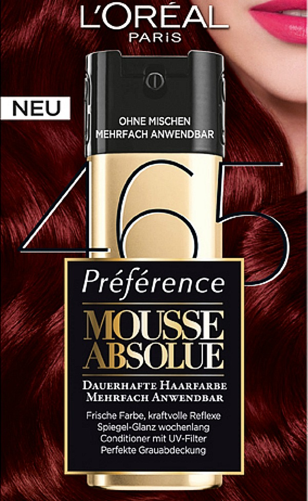L´Oréal Hair Mousse Absolue - Beauty News - Madame Keke Fashion and Beauty Blog