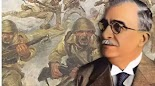 Η περίφημη ομιλία του πρωθυπουργού της Ελλάδας Ιωάννη Μεταξά αμέσως μετά τη φασιστική εισβολή, στου...