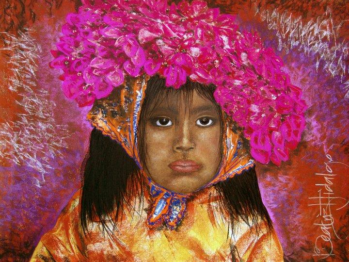 Beatriz Hidalgo De La Garza 1967   Mexican painter   Soul of Mexico