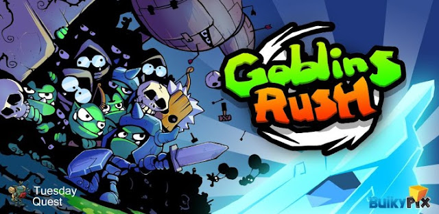 Goblins Rush v1.0.1 Mod (Unlimited Money) Apk