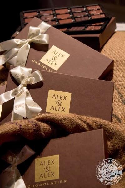 chocolade Alex&Alex
