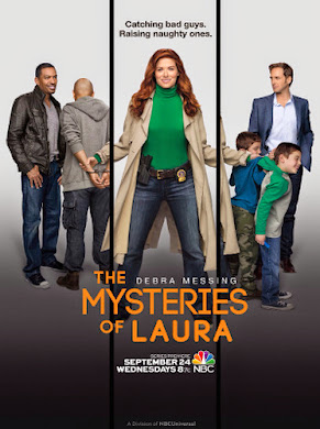The Mysteries of Laura 1X01