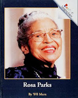 bookcover of ROSA PARKS by Wil Mara
