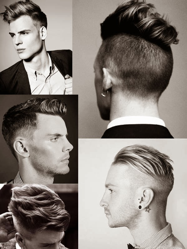 men's mens hair style