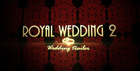 Royal Wedding 2 - Wedding trailer