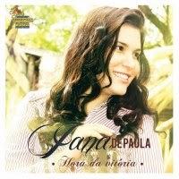 CD de - Jana De Paula – Hora da Vitória