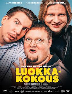 Luokkakokous (The reunion) (2015)