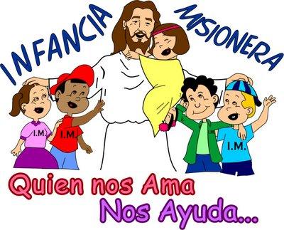 Pastoral la inmaculada yecla infancia misionera 2016 17 for Que es jardin de infancia