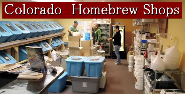 Colorado Homebrew Supply Stores