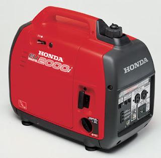 generadores Honda EU 2000