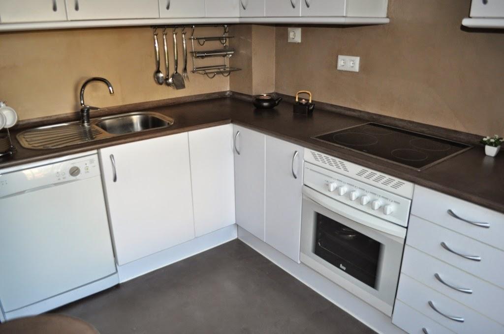 Decoracion con microcemento cocinas en microcemento - Microcemento para cocinas ...