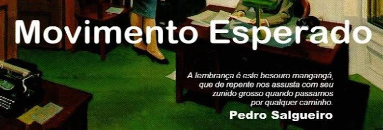 Pedro Salgueiro - Movimento Esperado