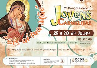 II CONGRESSO DE JOVENS CARMELITAS