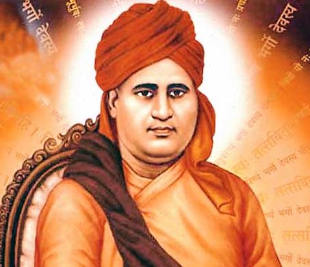 Happy Maharishi Dayanand Saraswati Jayanti