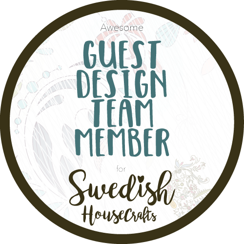 Swedish  House Crafts Guest DT