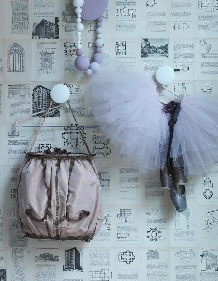 decora y diseña tu propio dormitorio-femenino romántico ballet