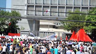 Ada krizi Çin'deki Japon Şirketlerini Vurdu