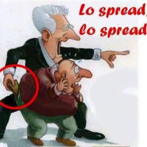 la truffa dello spread...